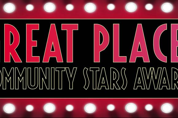 Great Places Community Stars Award Flyer
