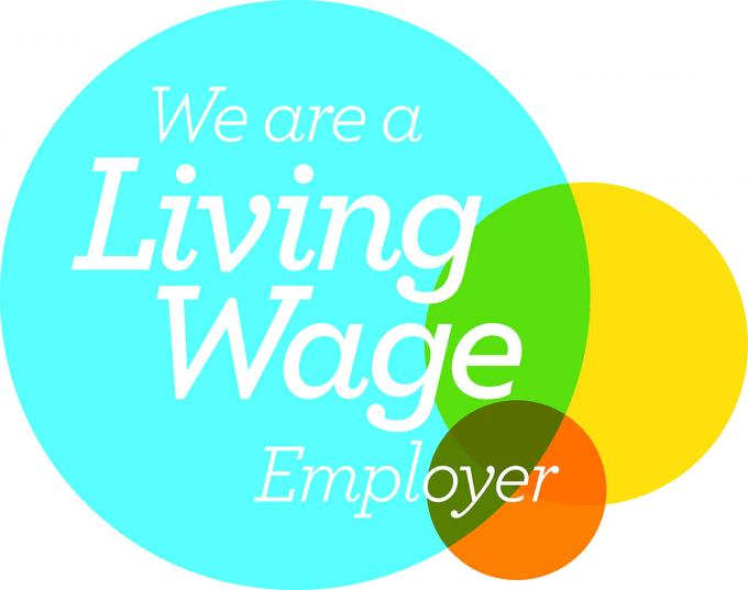 Living Wage Employer Logo