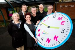 Salford Time Bank launch encourages people to make time for each other