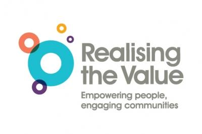 Realising the Value logo