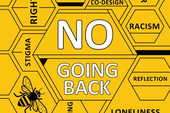 No Going Back logo