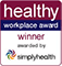 Healthy workplace award winner